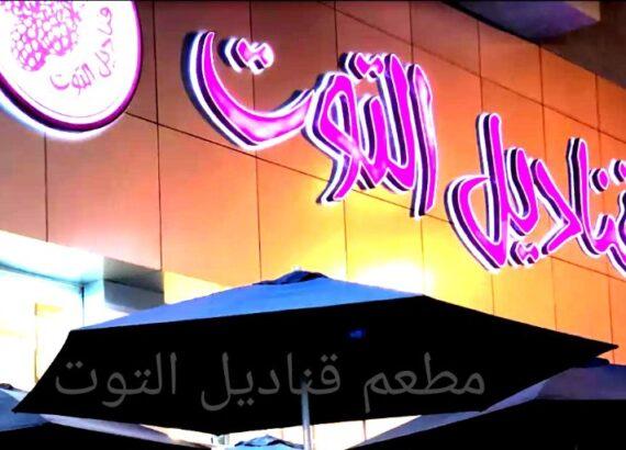 مطعم قناديل التوت